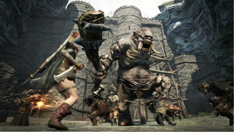 Dragon's Dogma Online Will Be Three Times Larger Than Dragon's Dogma