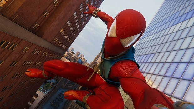 Marvel S Spiderman Ps4 Suits Costumes Powers Unlocks Guide