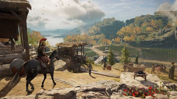 Assassin's Creed Odyssey Ainigmata Ostraka Locations and Puzzles Solutions Guide