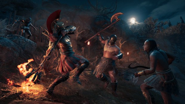 Assassin's Creed Odyssey Mercenaries Guide
