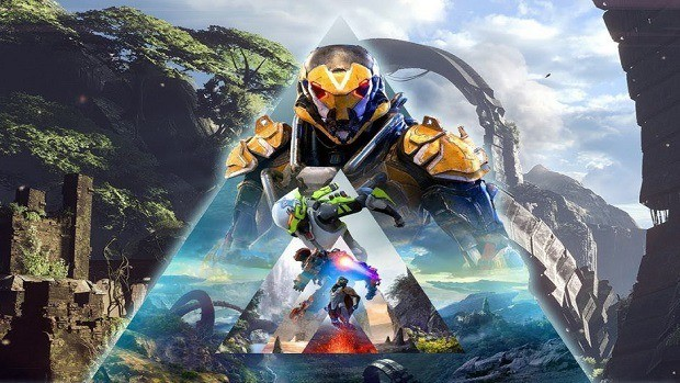 Anthem Puzzles, Anthem loading screens