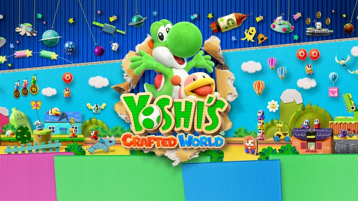Yoshi's Crafted World Costume Unlocks Guide – Sundream Stone Costume