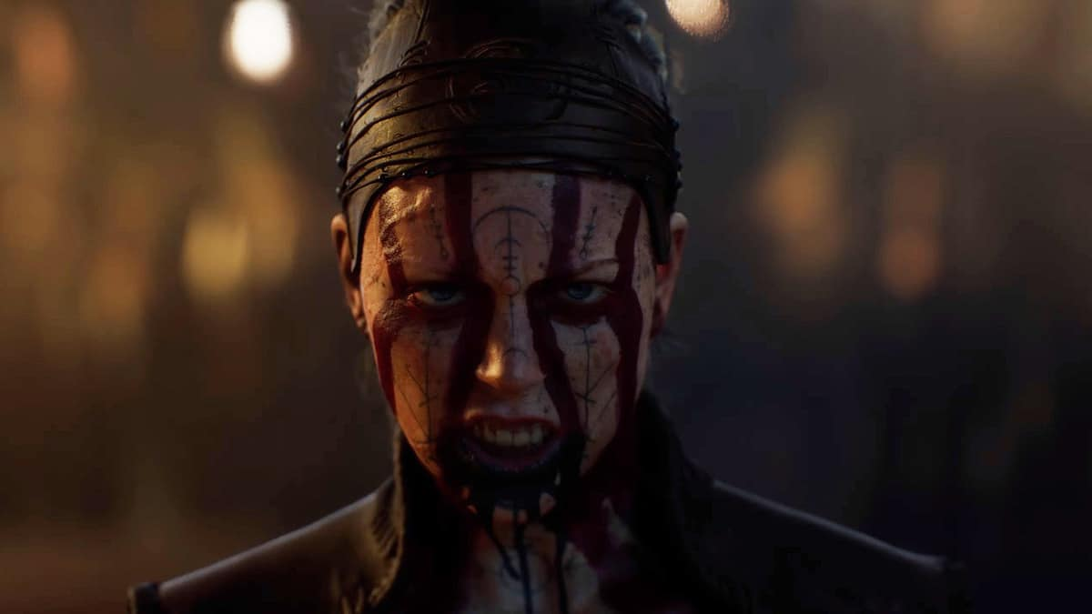 Epic Games Confirms Hellblade 2 Trailer Was Running In Real Time